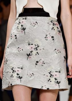 Beautiful Fashion Details…Alexander McQueen