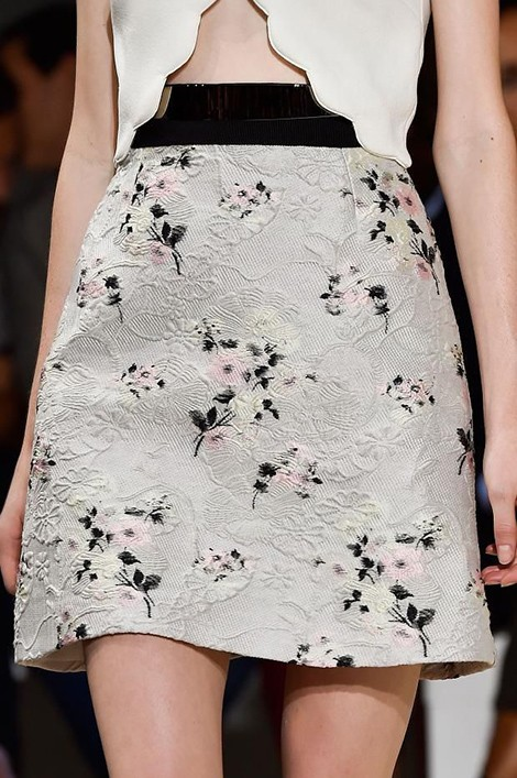 Beautiful Fashion Details…Alexander McQueen