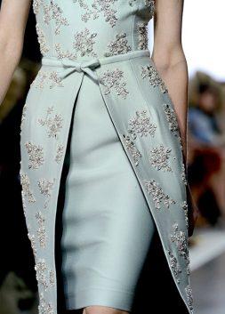 Beautiful Fashion Details…Giambattista Valli