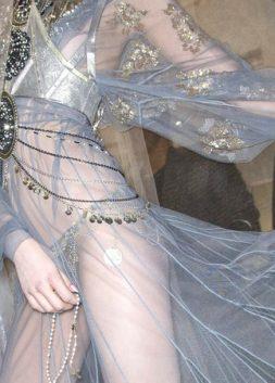 Beautiful Fashion Details…John Galliano