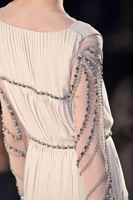 Beautiful Fashion Details…Chanel