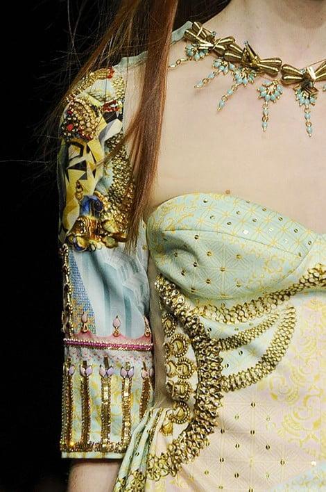 Beautiful Fashion Details…Manish Arora