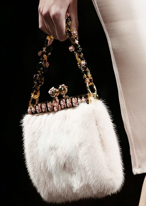 Beautiful Fashion Details…Prada