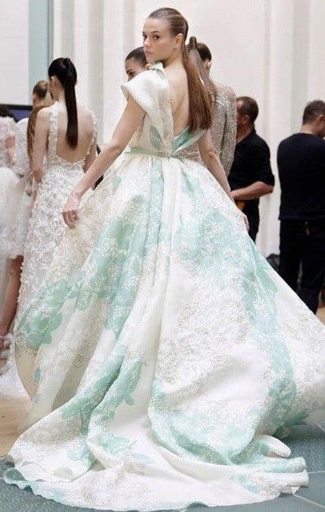Fashion is Art?…Elie Saab