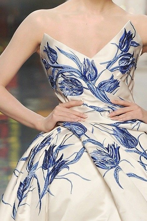 Beautiful Fashion Details…Dior