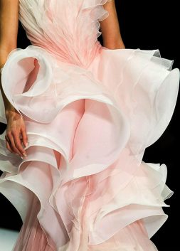 Beautiful Fashion Details…Ralph & Russo