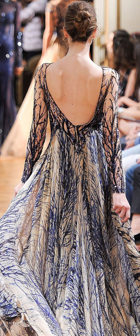 Fashion is Art?…Zuhair Murad