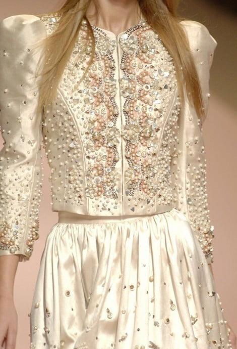 Beautiful Fashion Details…Blumarine