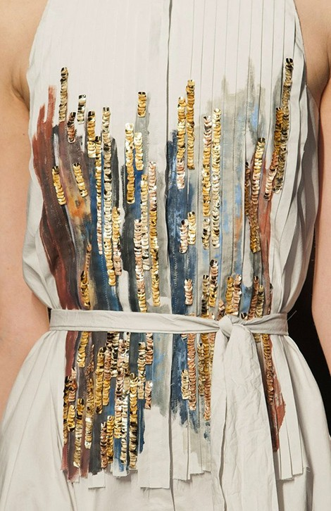 Beautiful Fashion Details…Bottega Veneta