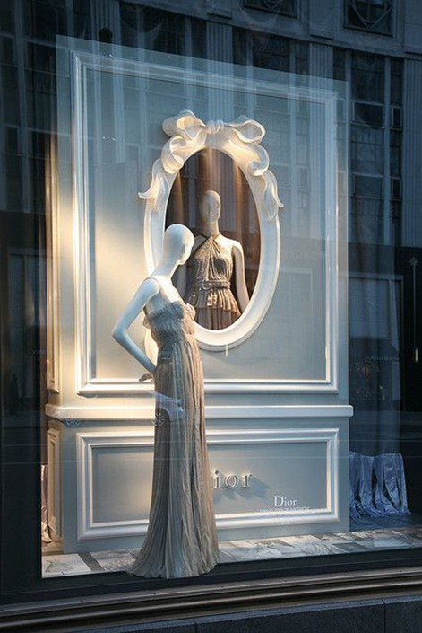 I saw it in the Window… Dior