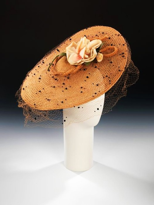 Women's Hat by Sally Victor, ca. 1935