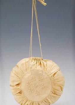 Reticule, American, ca. 1800-1815