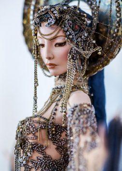 Doll Art by Alexandra Sasha Khudyakova