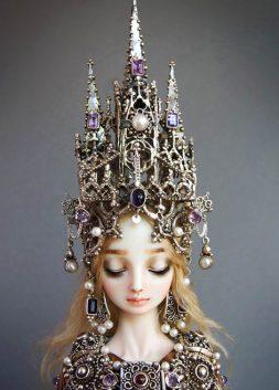 Doll Art by Marina Bychkova