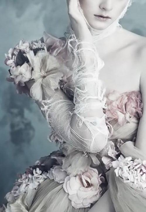 Opulenz à la Marie Antoinette by Luigi + Iango