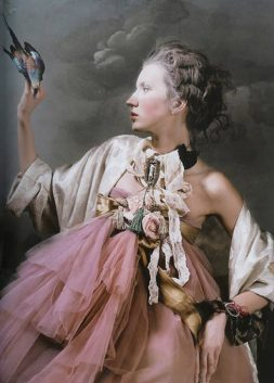Laura Kepshire in 'Marie Antoinette' by Bernard Tartinville