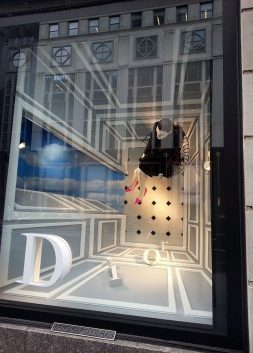 I saw it in the Window…Dior