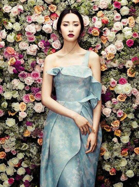 Kwak Ji Young by Zhang Jingna