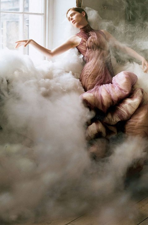Coco Rocha by Tim Walker