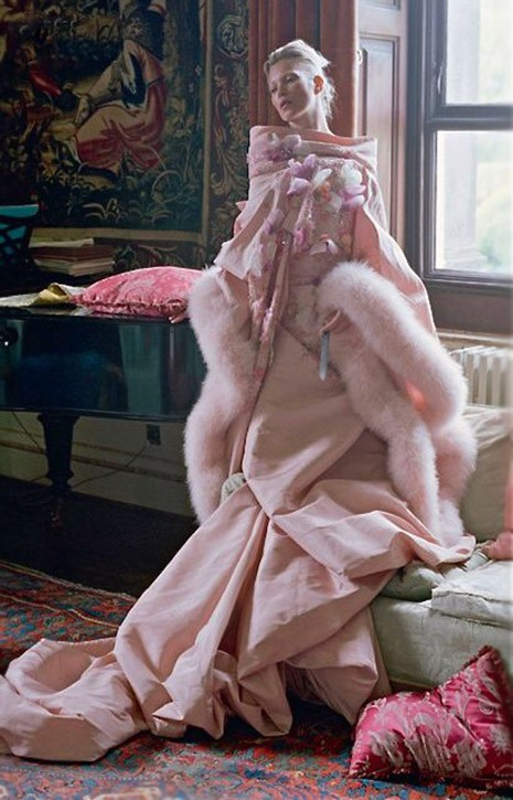 Kate Moss by Tim Walker
