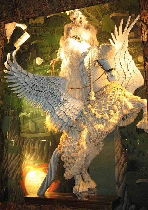 I saw it in the Window…Bergdorf Goodman