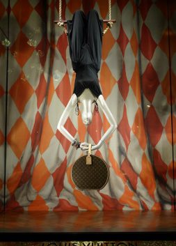 I saw it in the Window…Louis Vuitton