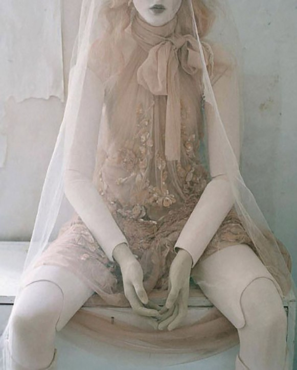 Audrey Marnay by Tim Walker