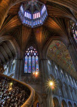 Ely Cathedral, Cambridgeshire, United Kingdom
