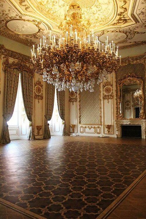 Liechtenstein Palace, Vienna, Austria
