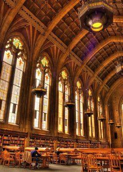 Suzzallo Library, University of Washington, USA