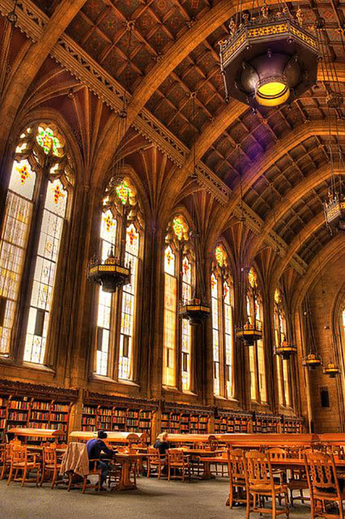 Suzzallo Library, University of Washington, USA
