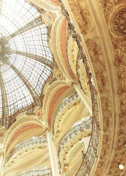 The Galeries Lafayette