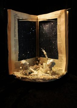 Book Sculptures by Jodi Harvey Brown