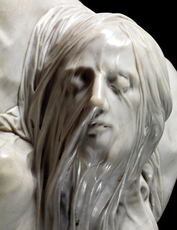 Cristo Velato (Veiled Christ) by Giuseppe Sanmartino