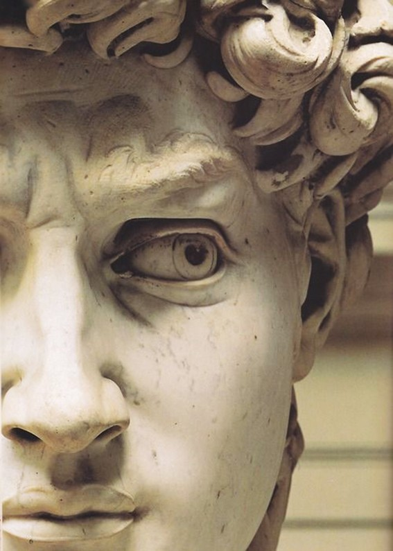 David by Michelangelo Buonarroti