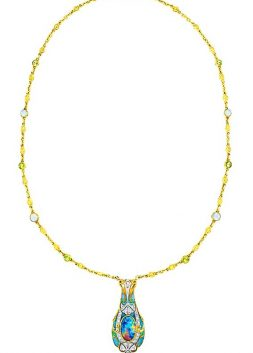 Opal Necklace, Tiffany & Co., ca. 1900