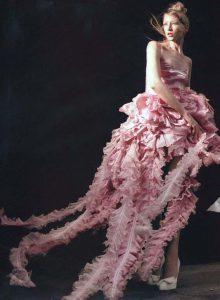 Fashion is Art?…Rochas.