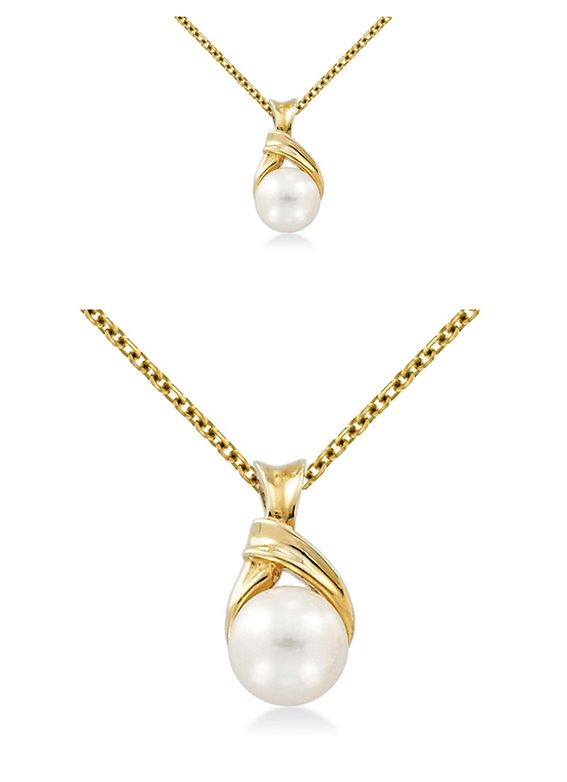Pearly Magic by B2C Jewels