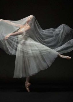 Fine Art Ballet Photography by Yan Revazov