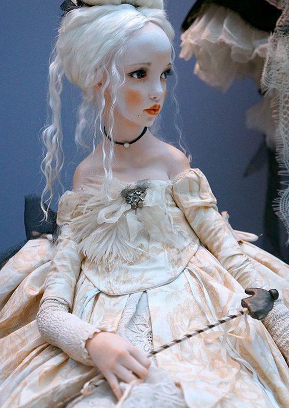 Doll Art by Alisa Filippova