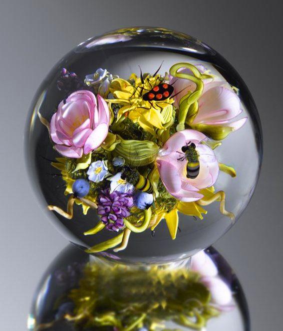 Glass Magic by Paul Stankard