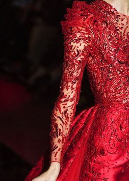 Beautiful Fashion Details…Zuhair Murad