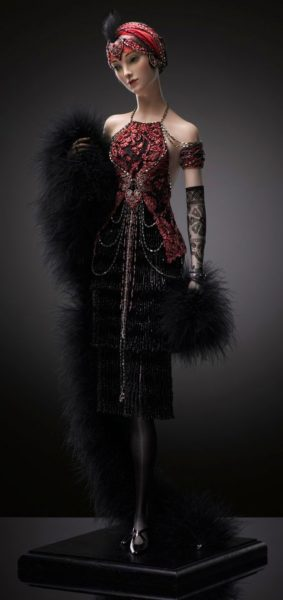 Doll Art by Alexandra Koukinova