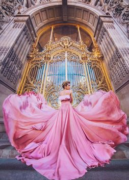 Unique Fashion Photography by Kristina Makeeva