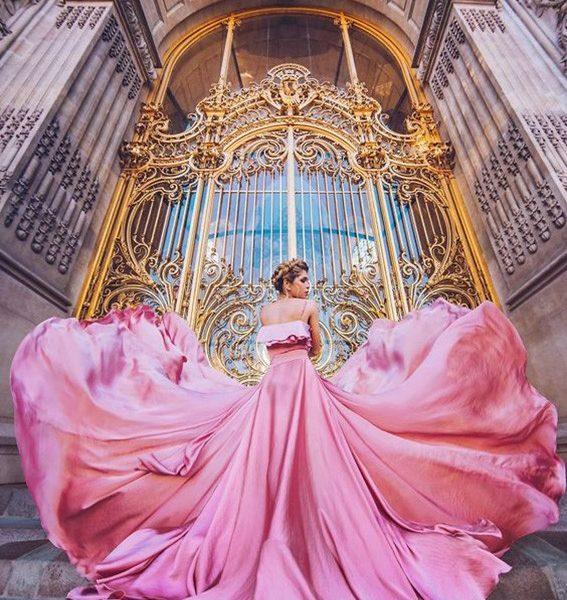 Unique Fashion Photography by Kristina Makeeva