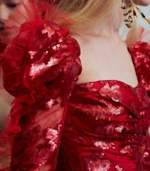 Beautiful Fashion Details…Rodarte
